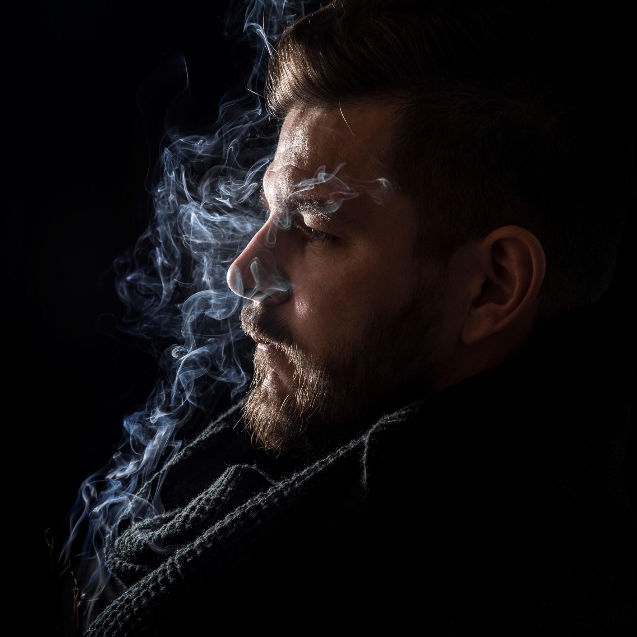 Kreatívne portréty muži