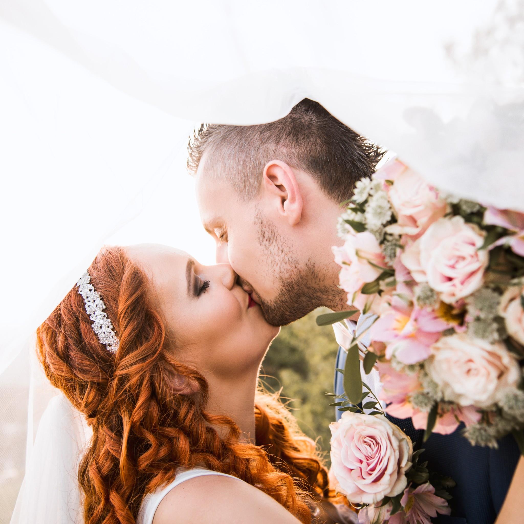 Svadobné fotografie a krst